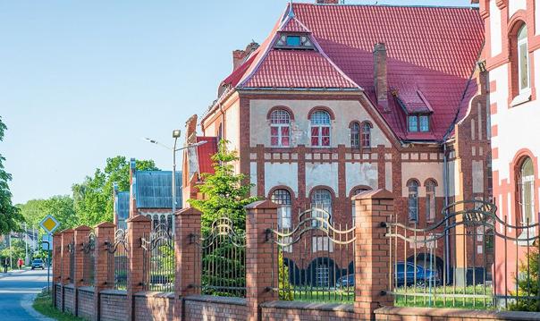 Три города за 1 день. Балтийск, Янтарный, Светлогорск.