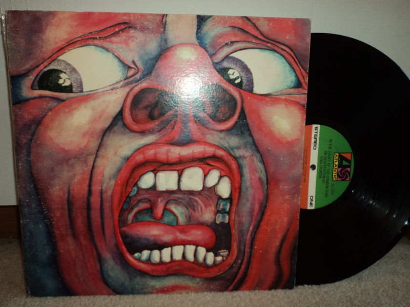 King Crimson - In the Court of the Crimson King 1969 SD 8245 NM