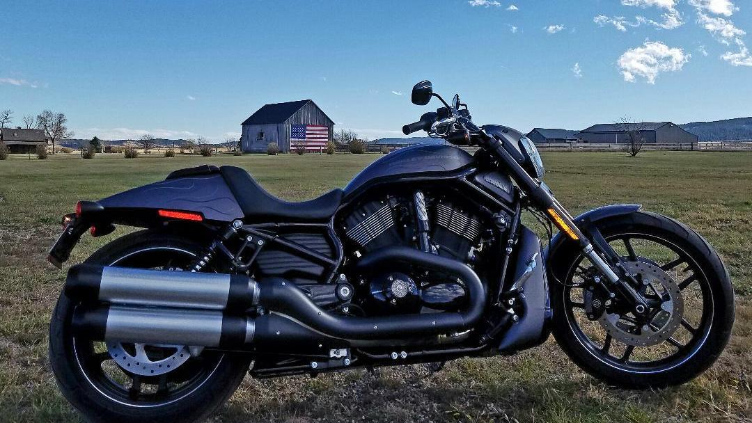 Harley Davidson V Rod Muscle 2016