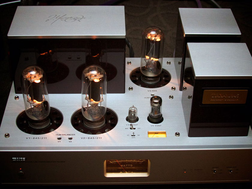 Triode Corporation TRX-M845 Monoblocks