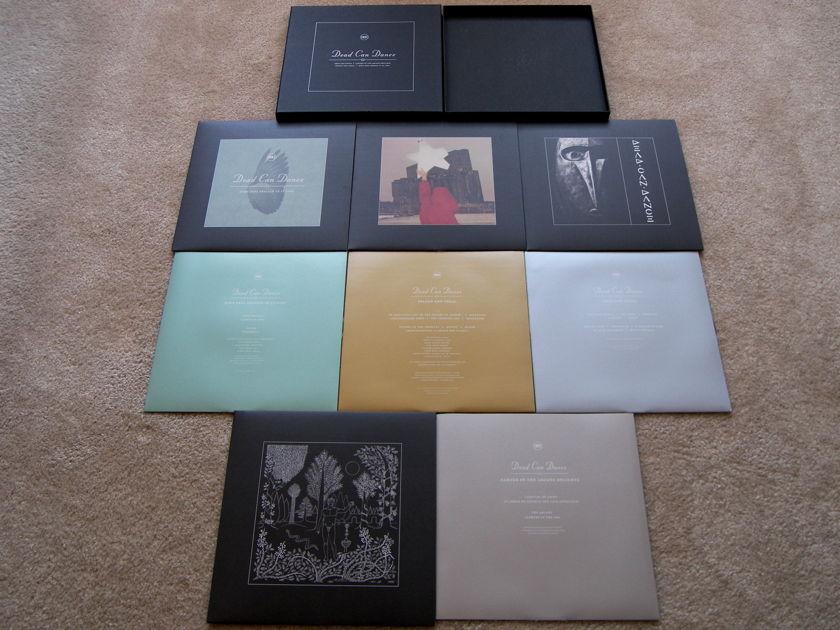 Dead Can Dance - DCD vol. I  4AD 4x180g vinyl box set  new!