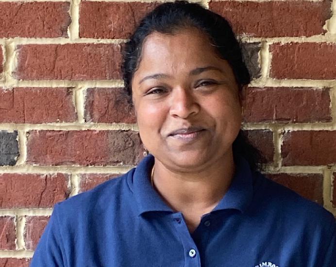 Ms. Siby Stellus , PreKindergarten Support Teacher