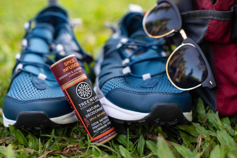 Natural Deodorant Stick - Travel Shot