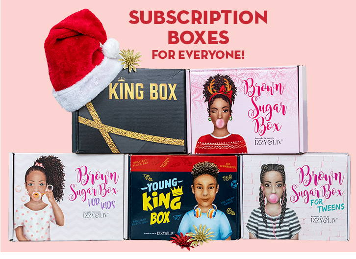 Holiday Gift Guide - Subscription Boxes