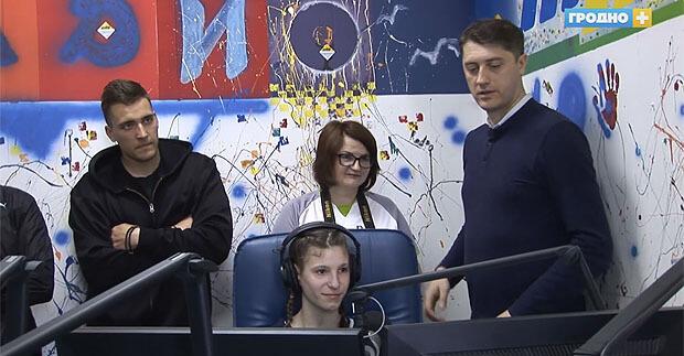 В студию радио «MFM 105.0» заглянули воспитанники Волковысского детского дома - Новости радио OnAir.ru