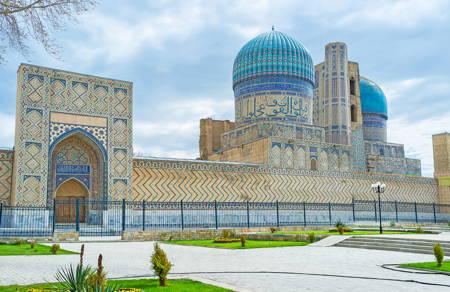 Exclusive tour of Uzbekistan (10days)