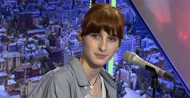 Муся Тотибадзе представила новую песню в эфире Страны FM - Новости радио OnAir.ru
