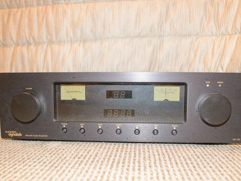 Magnum Dynalab MD 208 FM Tuner/Integrated Amplifier
