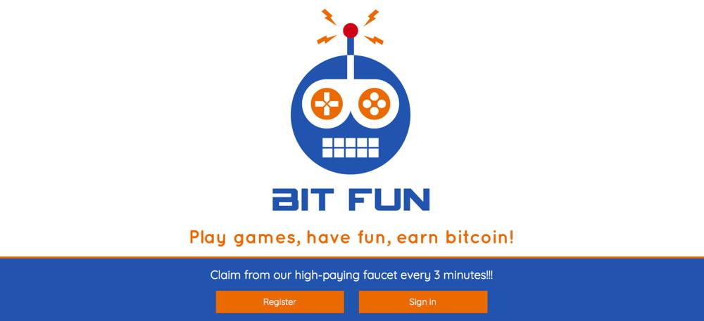 BitFun bitcoin faucet