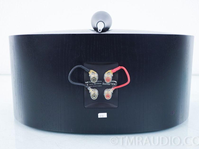 B&W  HTM2 Center Channel Speaker; HTM-2 Bowers & Wilkins (8058)