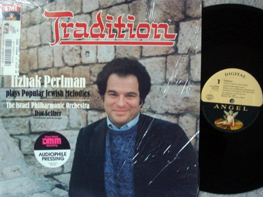 EMI Angel Digital / PERLMAN, - Tradition - Jewish Melodies, NM!
