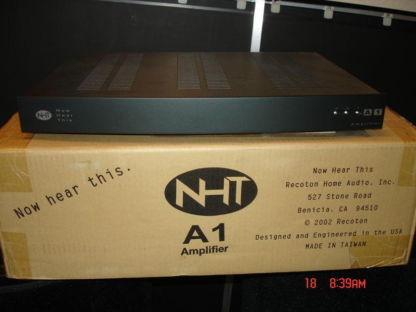 NHT A1 Mono Amplifier