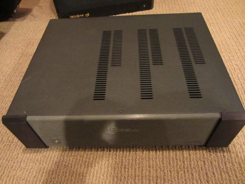 Krell KAV-250a/3 Amplifier