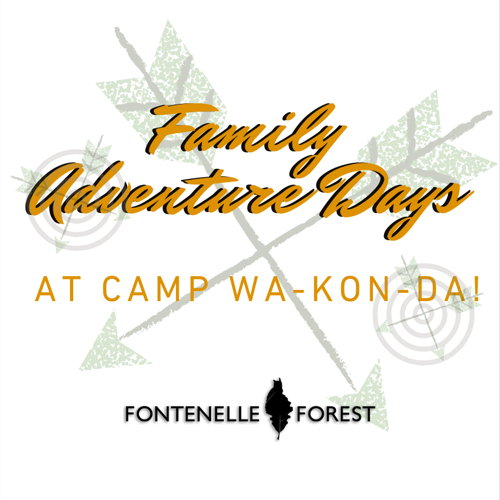 Picture of Join us for Family Adventure Days at Camp Wa-kon-Da!