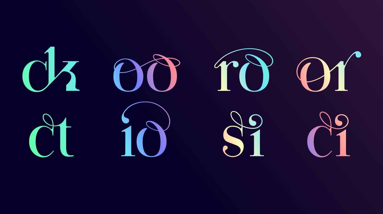 Paris Pro Typeface by Moshik Nadav - Fashion magazine fonts