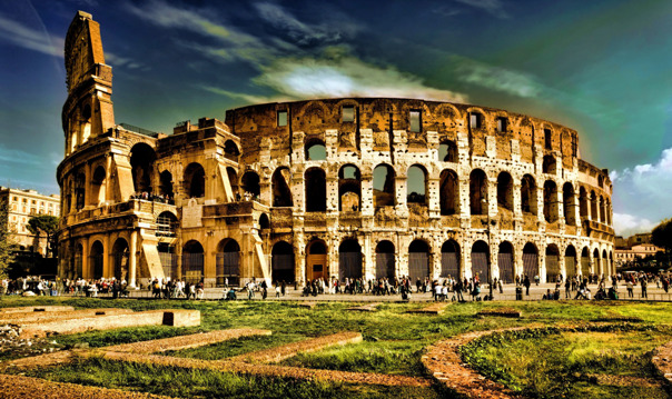 Входной билет в Колизей, Римский форум и на Палатинский холм