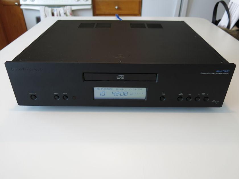 Cambridge Audio Azur 840c Outstanding Price/Performance!