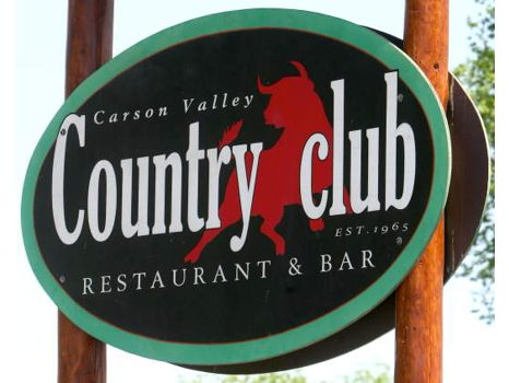 Carson Valley Country Club Dining