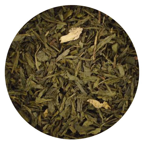 BeanBear Japanese Green Cherry Loose Leaf Tea