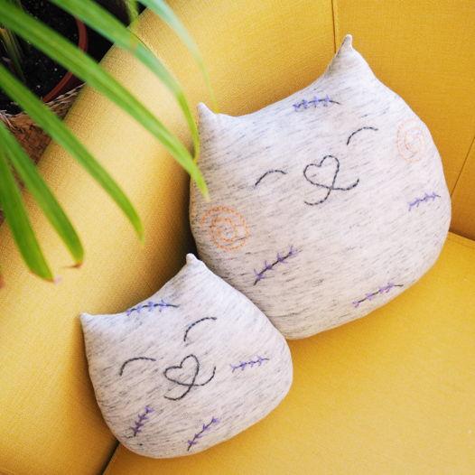 Игрушка-подушка с лавандой