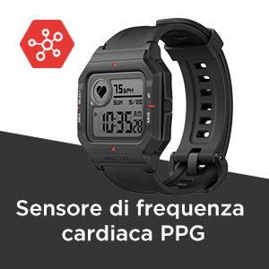 Amazfit Neo - Monitoraggio della Frequenza Cardiaca 24 Ore su 24