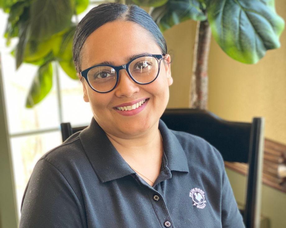 Mrs. Kanchan Luitel , Preschool Teacher