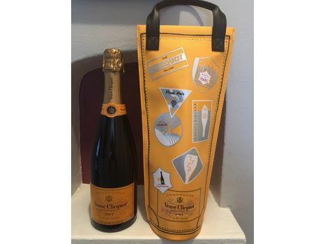 Bottle of Veuve Clicquot Brut in Isothermic Bag