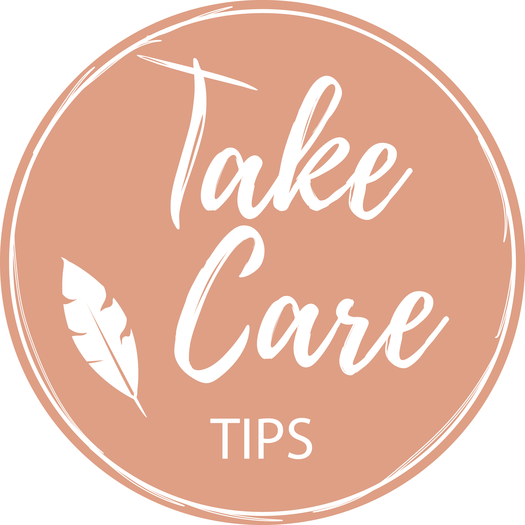 Take Care Tips Logo