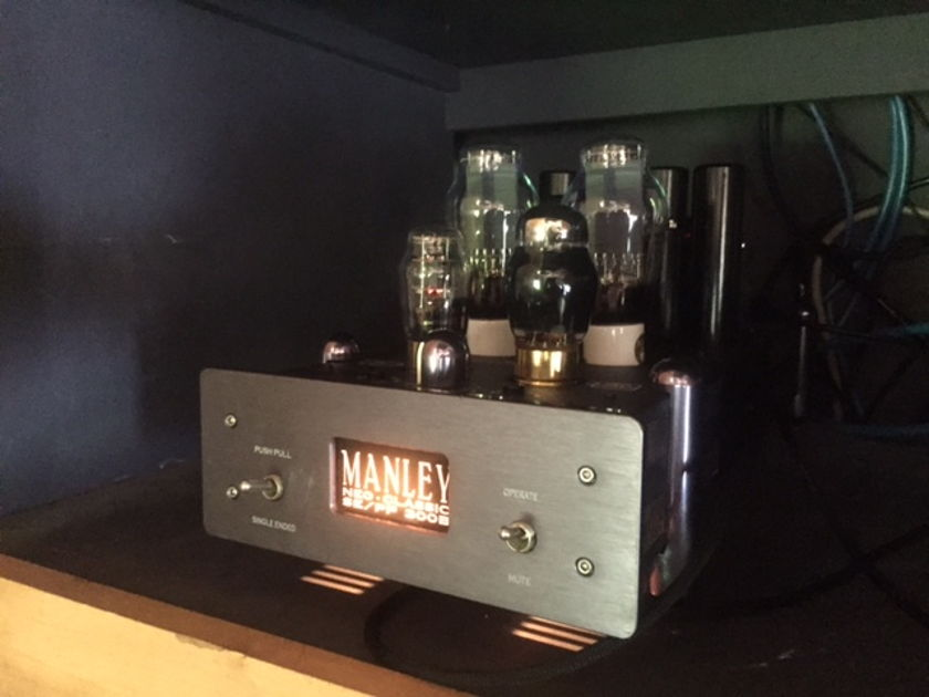Manley Laboratories Neo-Classic  SE/PP 300B Monoblocks