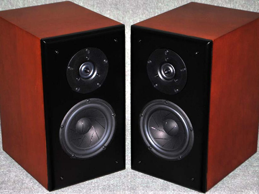 Fritz Speakers REV 5 SER ScanSpeak Ring Radiator New Model Introductory Price Sale