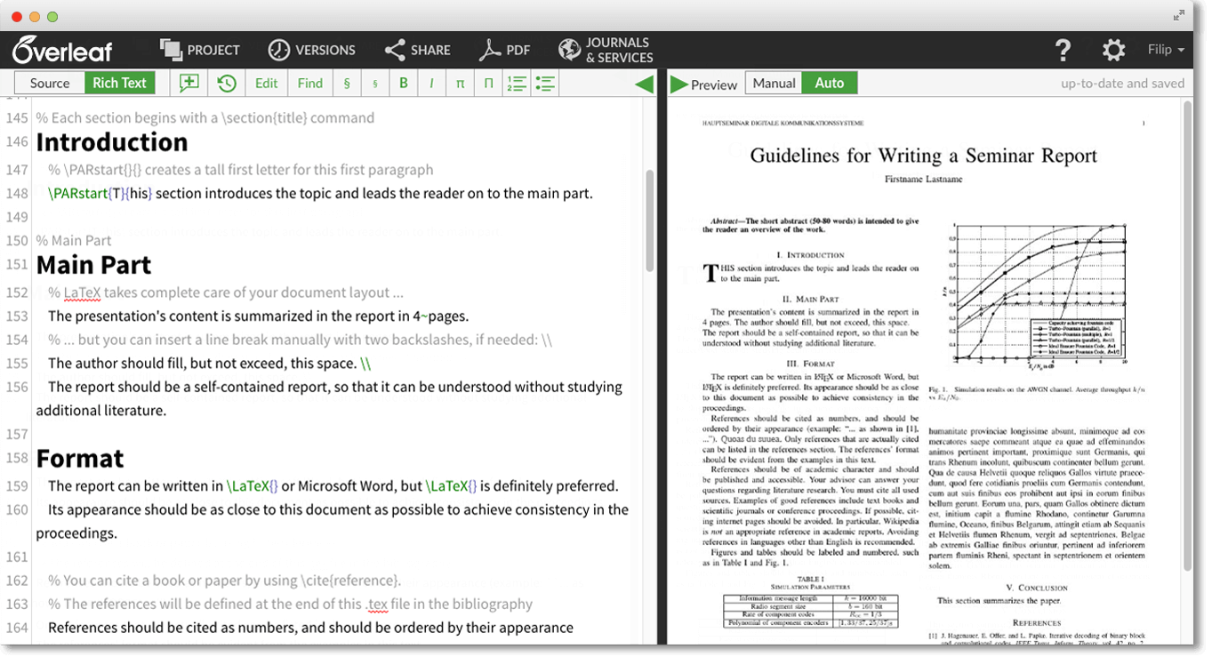 Overleaf Vs Authorea Detailed Comparison As Of 2019