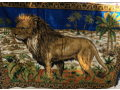 Lion Tapestry