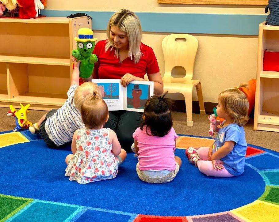 Mrs. Alvarez , Toddler Teacher