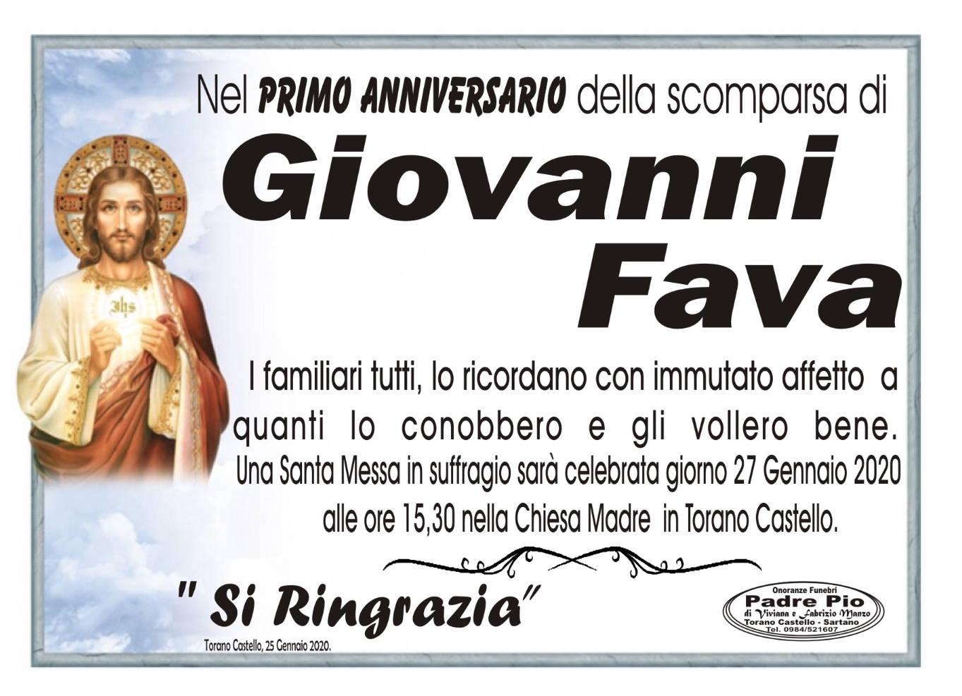 Giovanni Fava