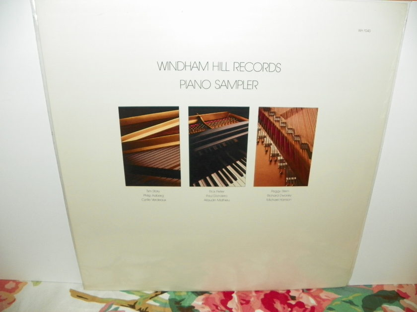 WINDHAM HILL RECORDS - PIANO SAMPLER