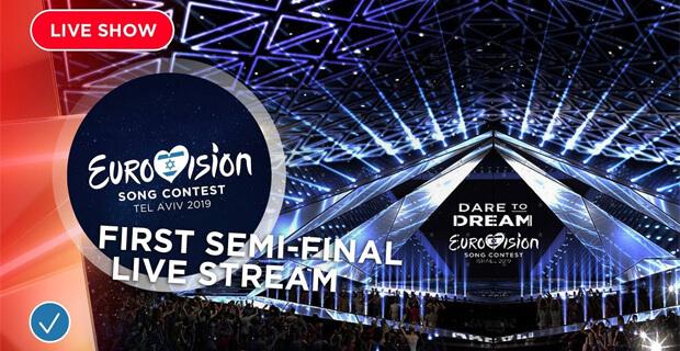 Смотрим онлайн-трансляцию первого полуфинала «Евровидение - 2019»