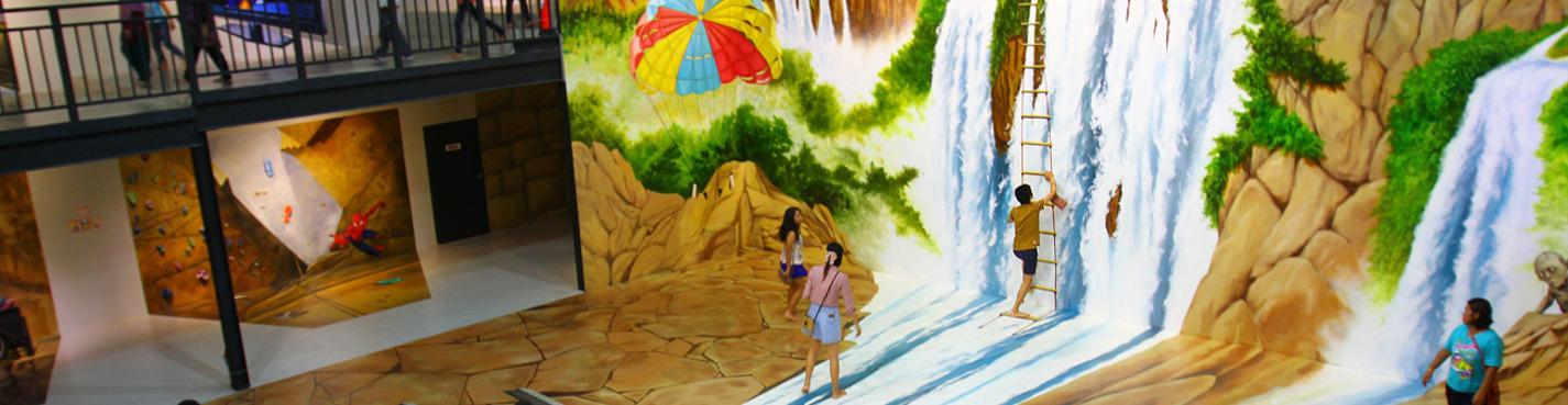 Арт-галерея Трики: путешествие в зазеркалье