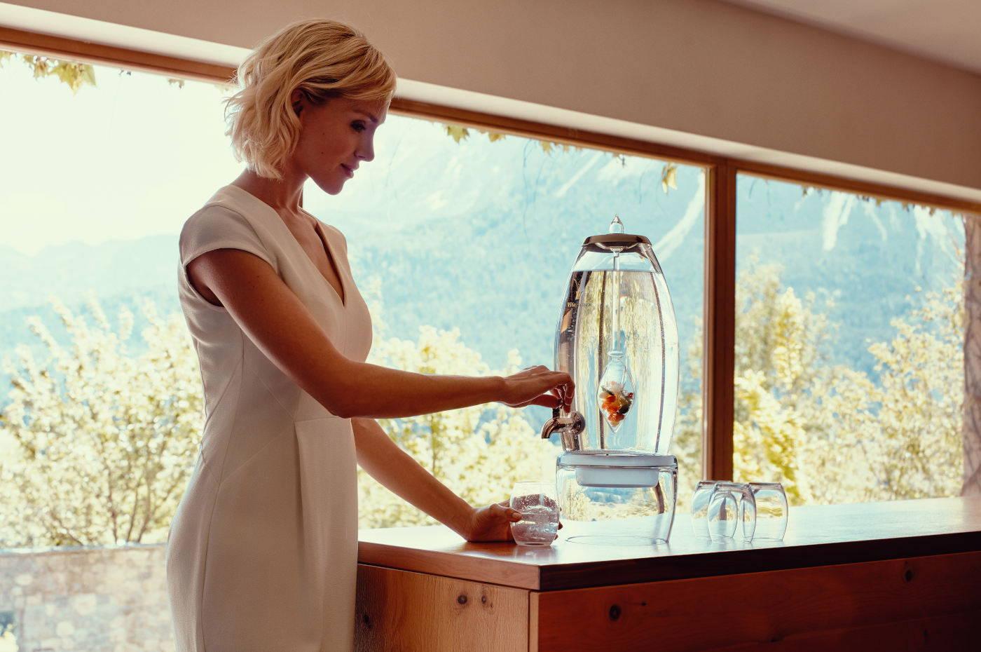 Wasserspender grande Vita Juwel exklusiv mit Biopersonalisierung
