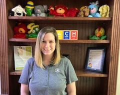 Mrs. Samantha Adkins , Pre-Kindergarten Teacher