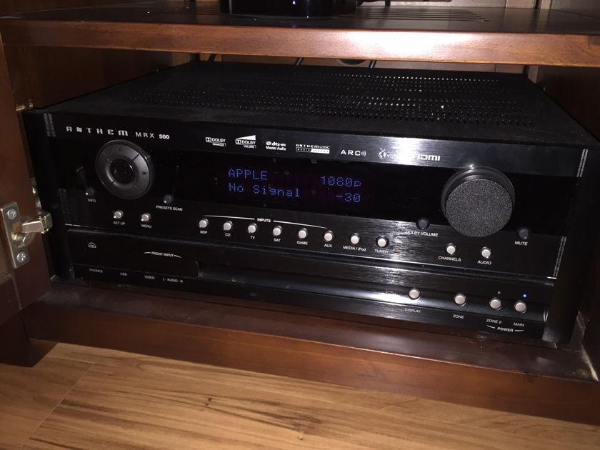 Anthem MRX-500 AV Receiver