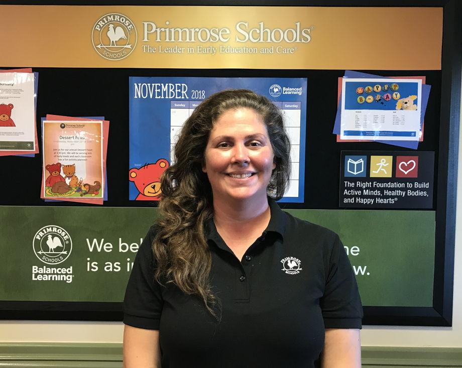 Ms. Courtney Collins , Food Service Teacher