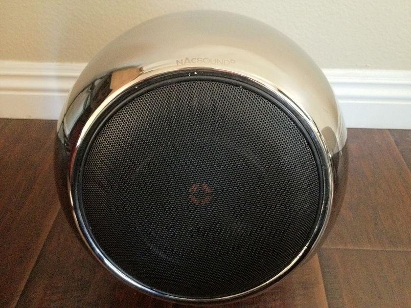 Sonance/NAC Sound Zemi Never Played Italian Made Speakers