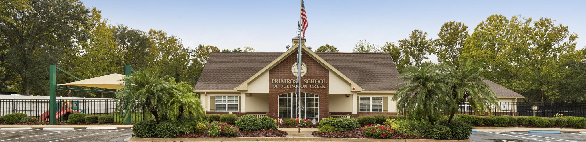 Exterior of a Primrose School of Julington Creek
