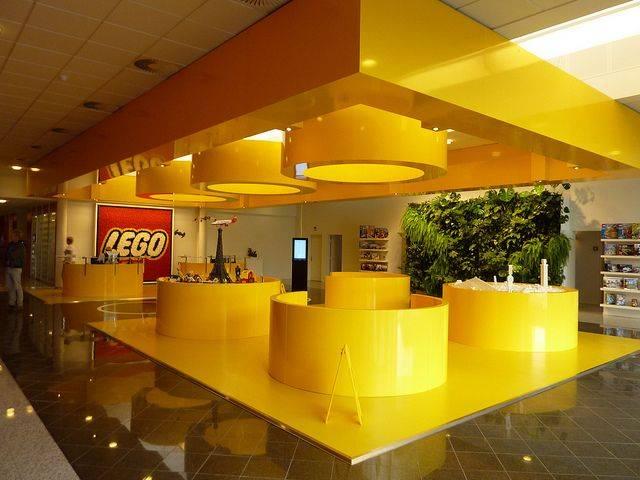 LEGO's headquarters