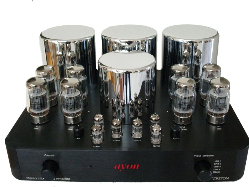 AYON AUDIO TRITON I BEST OF SHOW!