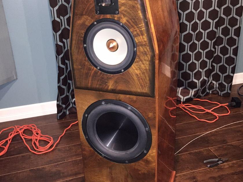 Salk Sound Veracity HT3 Burled Walnut
