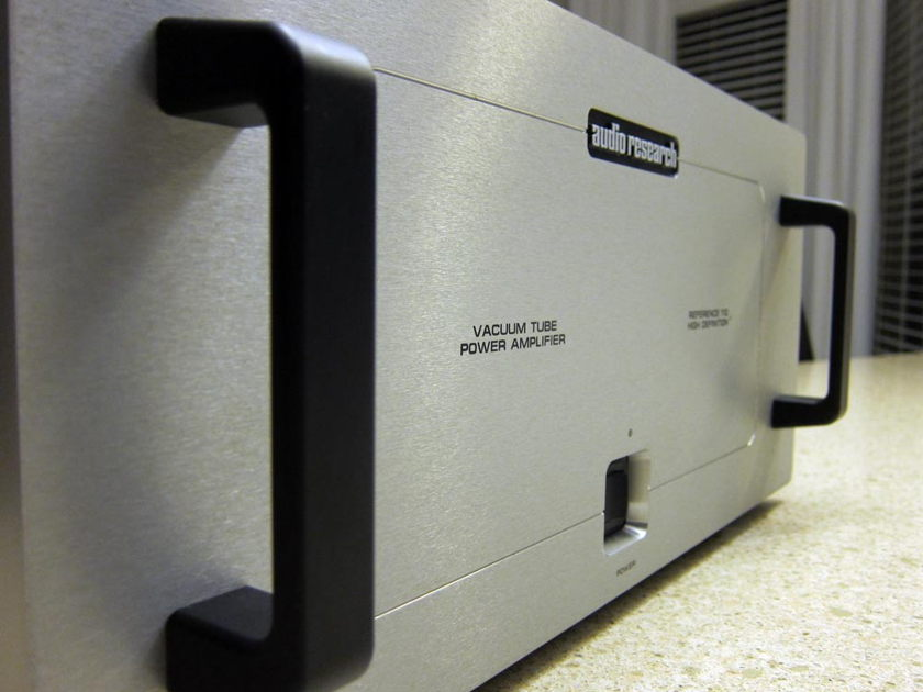audio research Reference 110 High Definition Tube Amplifier