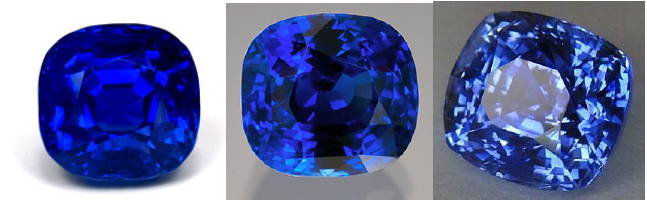 sapphire colors yves lemay jewelry