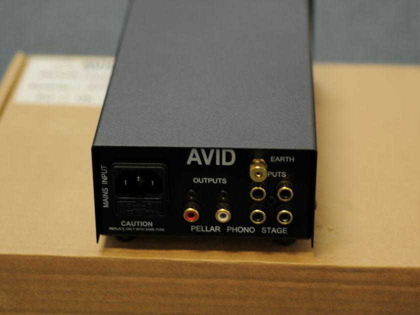 Avid  Pellar Phono Preamp