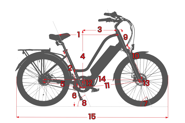 Bike Dimensions